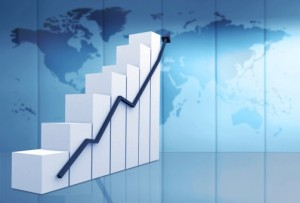 Growth Graph for top profession